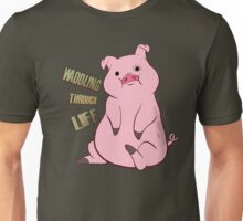 Waddling through Life Unisex T-Shirt