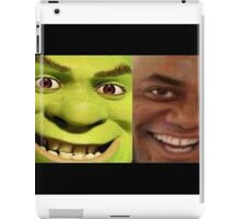 Shrek/Ainsley iPad Case/Skin