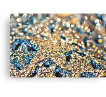 Starry wishes and bokeh dreams... Canvas Print