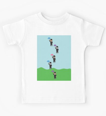 Raining Cats Kids Tee