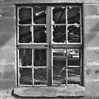 Broken Window by Paul Hickson