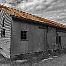 Old Shed by Andrew (ark photograhy art)