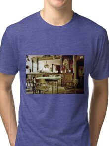 Old West Saloon Tri-blend T-Shirt