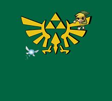 Linked to the Triforce Unisex T-Shirt