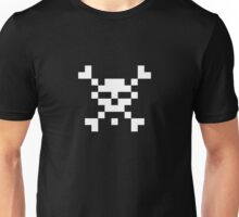 Lo-Rez Skull Unisex T-Shirt