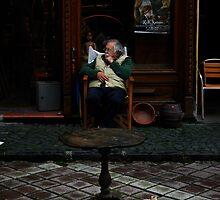 Seller (Romania) by Antanas