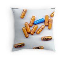 ADDERALL 1000mg Throw Pillow