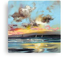 Sound of Mull Lighthouse Canvas Print