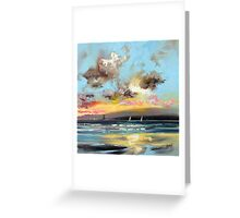 Sound of Mull Lighthouse Greeting Card