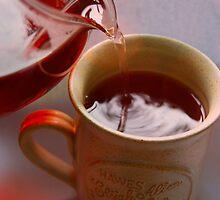 Cosy Teatime by Rowan  Lewgalon