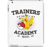 Trainers Academy iPad Case/Skin