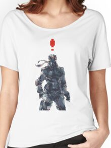 Retro Solid Snake Women's Relaxed Fit T-Shirt
