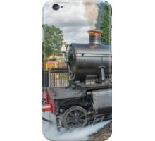 The Odny Manor Steam Loco West Somerset Railway iPhone Case/Skin