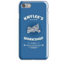 Kaylees Workshop v2 iPhone Case/Skin