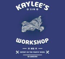 Kaylees Workshop v2 T-Shirt