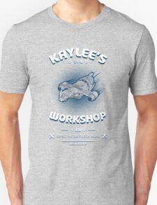 Kaylees Workshop v2 Unisex T-Shirt