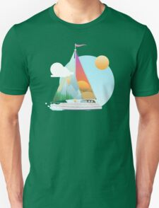 Seaside Vacation T-Shirt