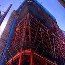 World Trade Center Tower 1 by Peter Bellamy