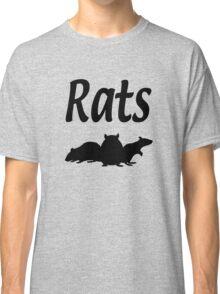 Rats Classic T-Shirt