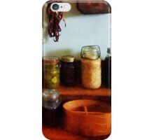 Pickles, Beans and Jellies iPhone Case/Skin
