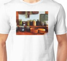 Pickles, Beans and Jellies Unisex T-Shirt