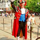 Town Crier of Chester by AnnDixon