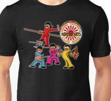 Sensei Pepper's Martial Arts Club Band - Attack Mode Unisex T-Shirt