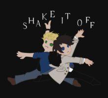 Supernatural Parody - Shake it off by MonkeyLi