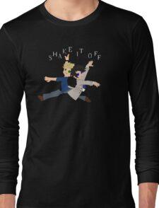 Supernatural Parody - Shake it off Long Sleeve T-Shirt