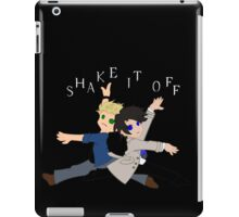Supernatural Parody - Shake it off iPad Case/Skin