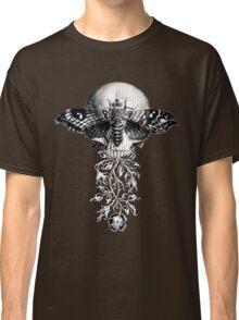 Metamorphosis Design on Black or Dark Color Classic T-Shirt