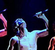 Darren Criss by xxxxvava