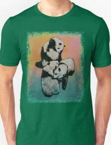 Panda Street Fight T-Shirt