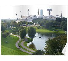 olympiapark Poster