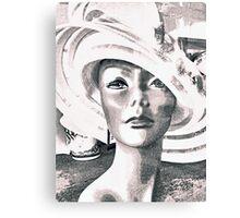 Lady Benson Canvas Print