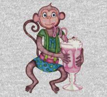 Milkshake Monkey Kids Clothes
