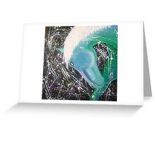 tidal Greeting Card