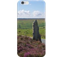 The North Yorkshire Moors iPhone Case/Skin