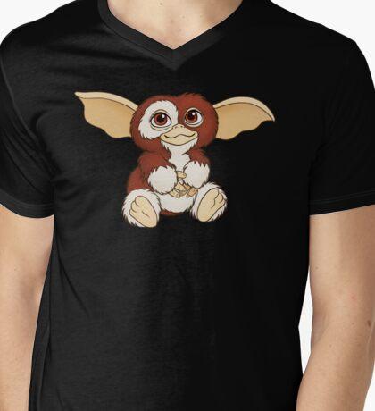 Gizmo Mens V-Neck T-Shirt