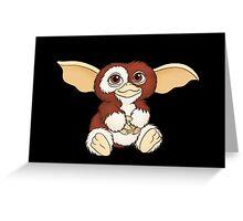 Gizmo Greeting Card