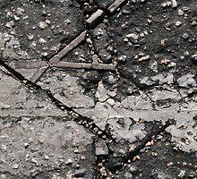 Road Reinforcement #1 by Peter Baglia