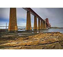 This Bridge Rocks Photographic Print