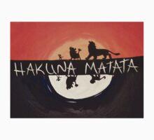 Hakuna Matata  by vanew92