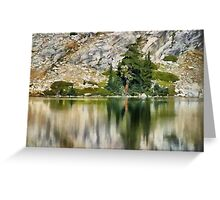 May Lake] Greeting Card