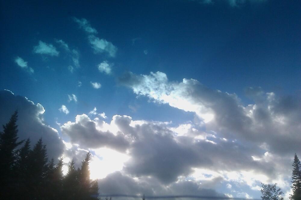 Maine St. Sky by Nikks