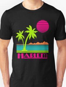 The Cool Beaches of Harlem, New York T-Shirt