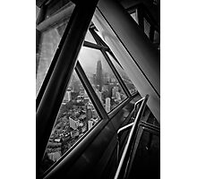 From KL Tower Photographic Print