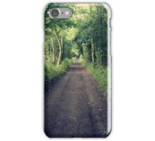 A Calming Country Scene (Image Only) iPhone Case/Skin