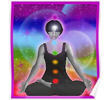 Lotus Child Poster