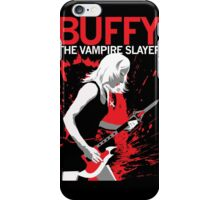 Buffy Rocks iPhone Case/Skin